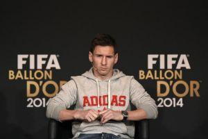 """Lionel Messi: """"Siempre quise acabar en el Barça"""""""