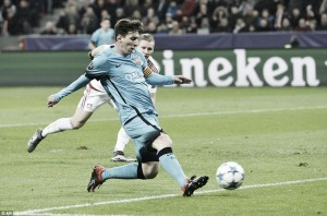 Bayer Leverkusen 1-1 Barcelona: Catalans end group with credible draw