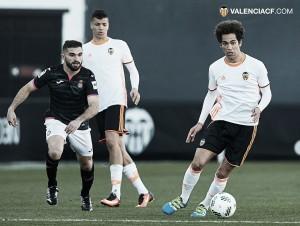 El Espanyol B domina pero cae en el Puchades