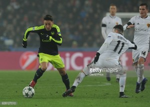 FC Basel 1-4 Arsenal: Player ratings after a comfortable night for The Gunners