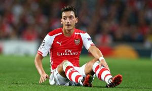 Five candidates to replace Ozil in his absence