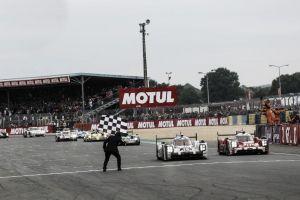 Nico Hülkenberg gana con Porsche las 24 horas de Le Mans