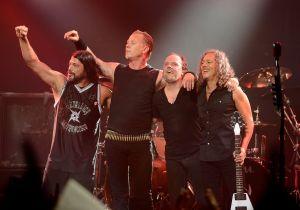 El esperado regreso de Metallica a los estudios
