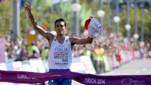 Atletica, Europei Zurigo 2014 : impresa Meucci, è oro nella Maratona