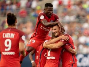 """Thomas Meunier:""""Estoy muy satisfecho con mi debut en el PSG"""""""