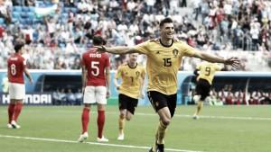 Bélgica vence Inglaterra e conquista inédito terceiro lugar na Copa do Mundo
