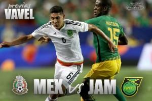 México vs Jamaica: La Previa, Horario y Alineaciones