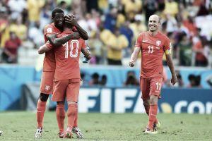 Los 25 de Hiddink para jugar con Italia y República Checa