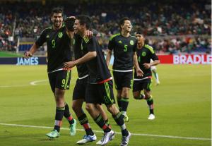 Mexico Beats Senegal In Miami