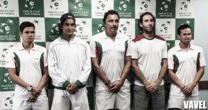 Copa Davis: México se declara listo para encarar a Barbados