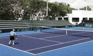 Mérida recibe al equipo mexicano de Copa Davis