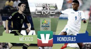 Resultado México vs Honduras en Final Preolímpico 2015 (2-0)