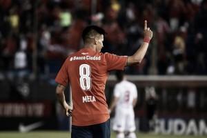 Saída de Rigoni preocupava? Ascensão de Maximiliano Meza é solução para Independiente