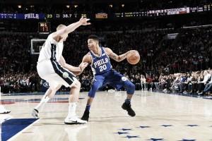 NBA, Phila batte i Nuggets nel giorno di Fultz (123-104)