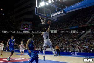 Fotos e imágenes del Real Madrid - Estudiantes, 26ª jornada de la Liga Endesa