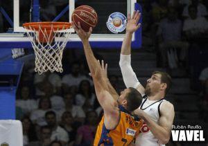 Fotos e imágenes del Real Madrid-Valencia Basket del primer partido de las semifinales ACB