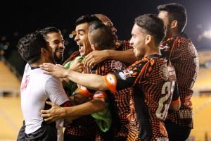 Ante Dorados, Alebrijes consiguió la mayor goleada en su historia