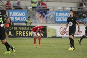 Se acaba el sueño del ascenso para el Real Murcia