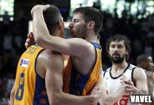 Fotos e imágenes del Real Madrid-Valencia Basket del segundo partido de las semifinales ACB