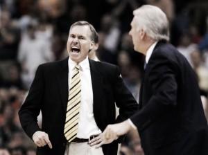 NBA playoffs, Spurs vs Rockets: riecco Popovich e D'Antoni