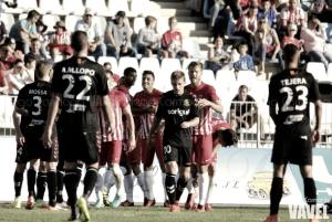 Resumen Gimnàstic de Tarragona 0-1 Almería en Segunda División 2017