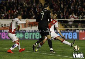 Fotos e imágenes del Rayo Vallecano - Real Madrid, 30ª jornada de la Liga BBVA