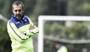 """Sampdoria, Giampaolo in conferenza: """"Vincere per sistemare tante cose"""""""