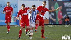 El Leganés hace sufrir al Sporting