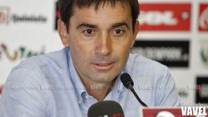 """Asier Garitano: """"Por la mala calidad de los entrenamientos, esperaba lo peor"""""""