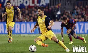 Fotos e imágenes del FC Barcelona 1-1 Club Atlético de Madrid, partido de Cuartos de Final de la UEFA Champions League (ida)
