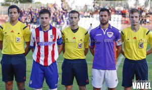Fotos e imágenes del Atlético de Madrid B 2-2 Deportivo Guadalajara, 9ª jornada de Segunda División B