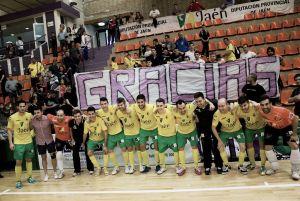Jaén concluye la temporada agarrando la décima posición