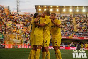 El Villarreal cierra la temporada en casa a lo grande