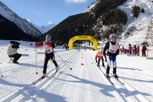 18 Bandiere per una Marciagranparadiso Rossignol Race formato famiglia