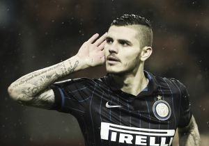 Icardi brace earns a share of the Capocannoniere