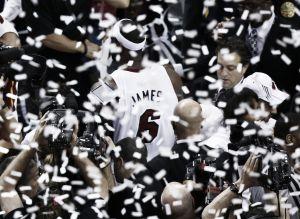 NBA 2013: el rey LeBron retuvo su trono