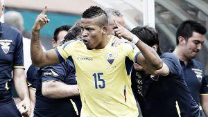 Ecuador no convocó a Michael Arroyo para los amistosos