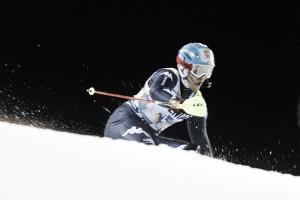 Sci alpino, slalom speciale - Matt doma la Podkoren, secondo Gross