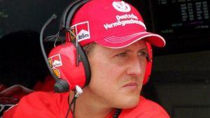 Schumacher : Le monde de la F1 solidaire