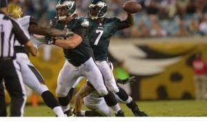 Los Eagles triunfan en su visita a Jacksonville