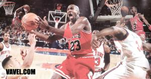 Pasaje 5: Michael Jordan, 23 segundos de ingravidez