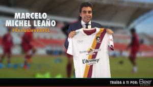 """Entrevista. Michel Leaño: """"Me gusta que mis equipos jueguen bien"""""""