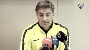 """Michel Gongález: """"Tenemos que empezar a puntuar"""""""
