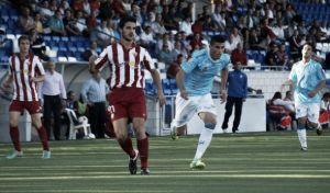El Almería ata al jugador del filial Míchel