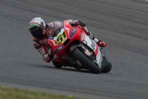 Moto2, Ducati e Suzuki in pista per una giornata di test al Montmeló