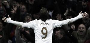 Michu, un adiós agridulce