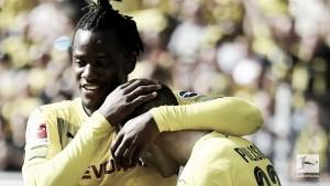 Efectividad pura para la victoria del Borussia Dortmund