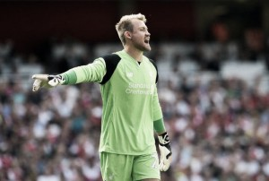Mignolet: I'm ready for goalkeeper competition