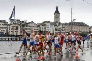Nueva medalla para España en el Europeo de Zúrich