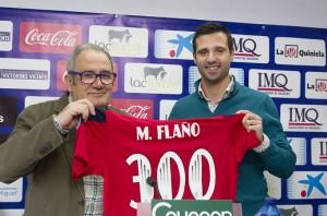 """Miguel Flaño: """"No volverá a suceder"""""""